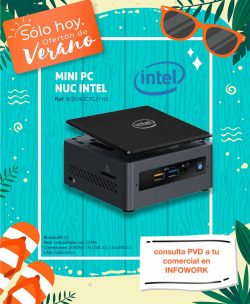 oferta intel mini pc nuc