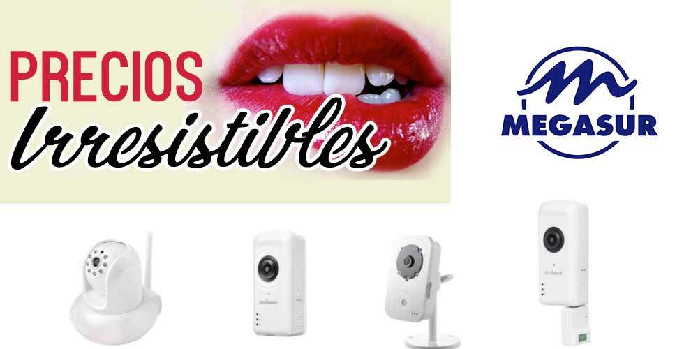 oferta cámara seguridad edimax