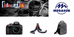 promocion fotografia digital nikon