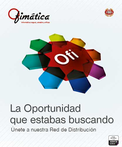 catalogo general Ofimatica