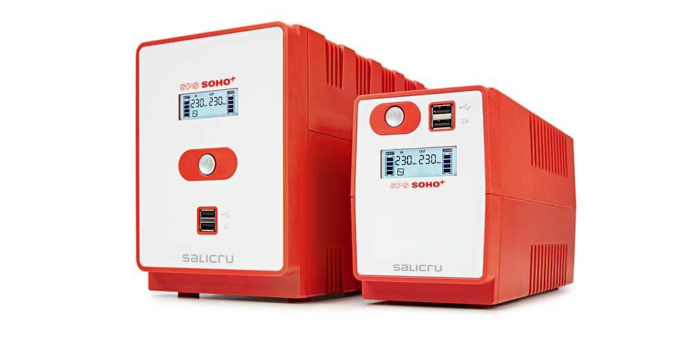 Salicru renueva su serie SPS SOHO +, la solución óptima de protección eléctrica para entornos y sistemas ofimáticos