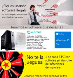 compra windows 10 en desyman - techdata