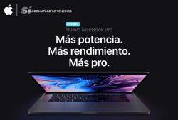 nuevos macbook pro en globomatik