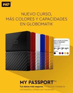 oferta almacenamiento my Passport - techdata