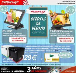 ofertas verano posflex - techdata