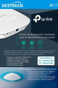 wifi con rendimiento empresarial tp-link