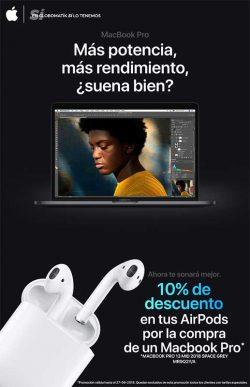 precio especial macbook pro