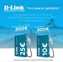 D-Link te llena el depósito de gasolina