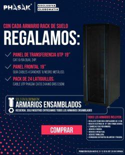 oferta armario rack phasak