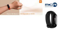 MCR, elegido por Xiaomi para el lanzamiento en España de su nueva pulsera de actividad Mi Band 3