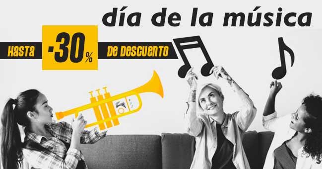 dia de la música en Megasur