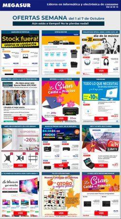 Megasur mayoristas informatica ofertas de la semana
