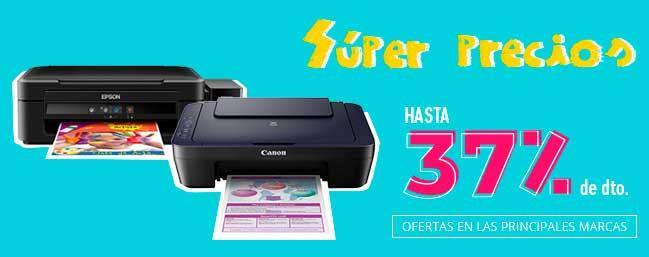 descuento en impresoras