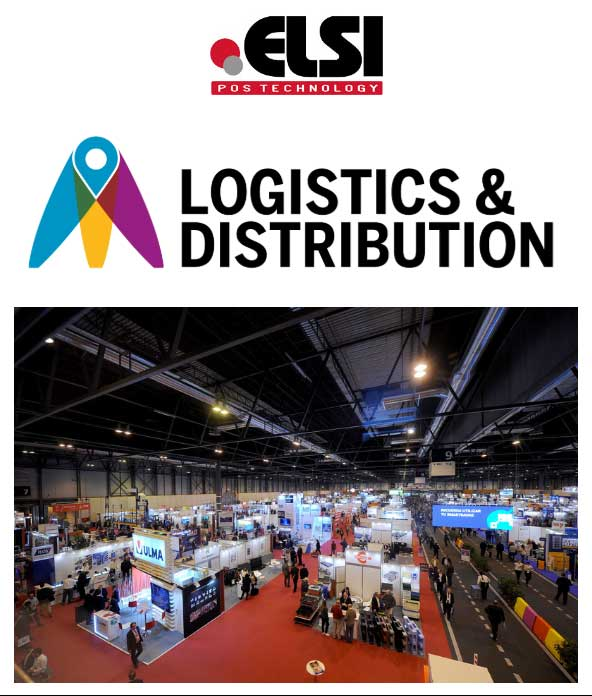 ELSI estará presente en LOGISTICS & DISTRIBUTION 2018