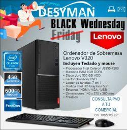 ofertas, descuentos, novedades Lenovo