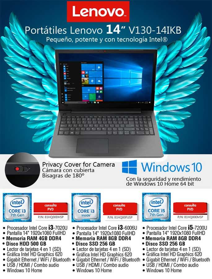 ofertas en portatiles Lenovo