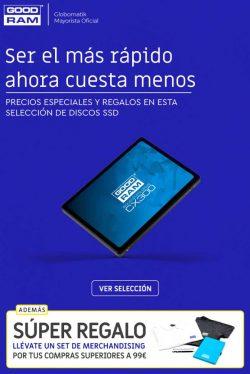 descuentos, ofertas, novedades en SSD