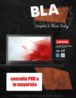 Black Friday en Infowork