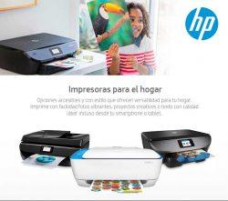 ofertas, novedades, descuento hp en impresoras hogar