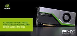 comprar PNY NVIDIA Quadro RTX 5000