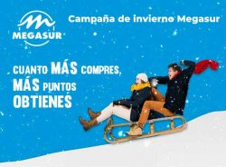 campaña de invierno en Megasur