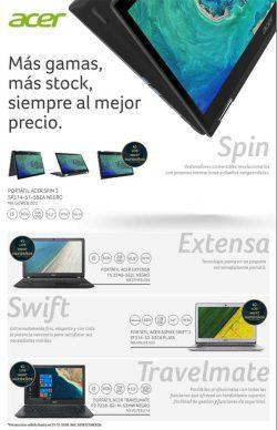 ofertas, novedades, descuentos en Acer