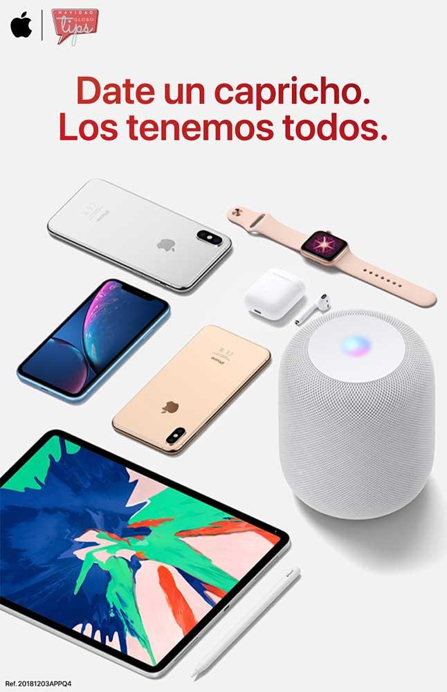 los mejores precios en apple