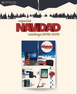 catálogo Navidad Globomatik