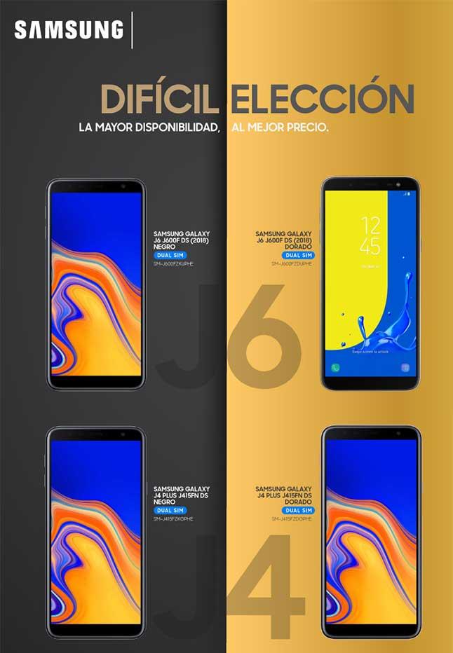 ofertas, novedades, descuentos Samsung