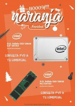 descuento, oferta, novedad en Intel