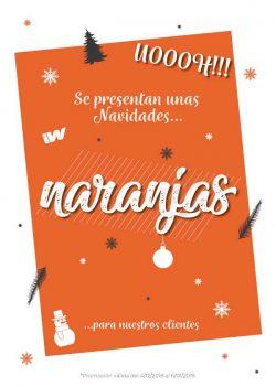 Navidades Naranjas en Infowork