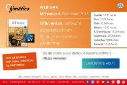 webinar gratuito en Ofimatica