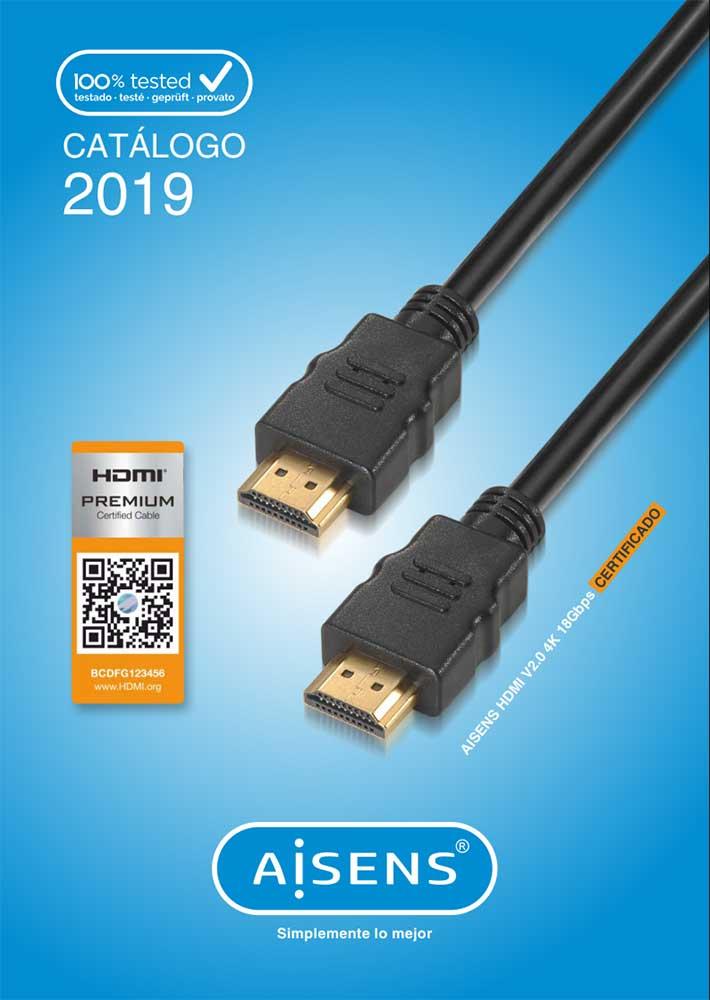 catalogo de cables aisens