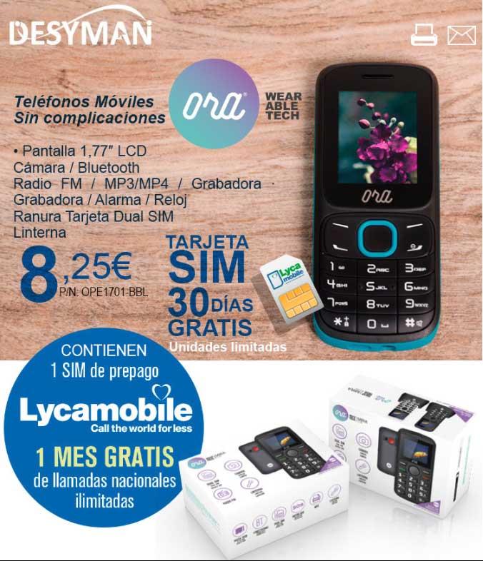 ofertas y novedades en telefonos móviles