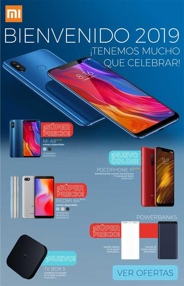 ofertas, descuentos, rebajas en Xiaomi