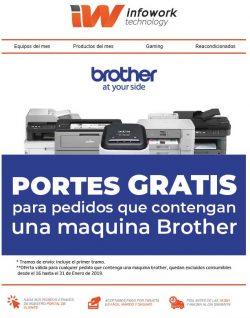 ofertas, promos, novedades con brother