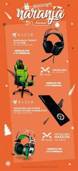 ofertas, promos, novedades gaming