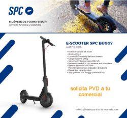 novedades, ofertas, descuentos scooters