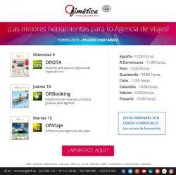 webinas comerciales Ofimatica