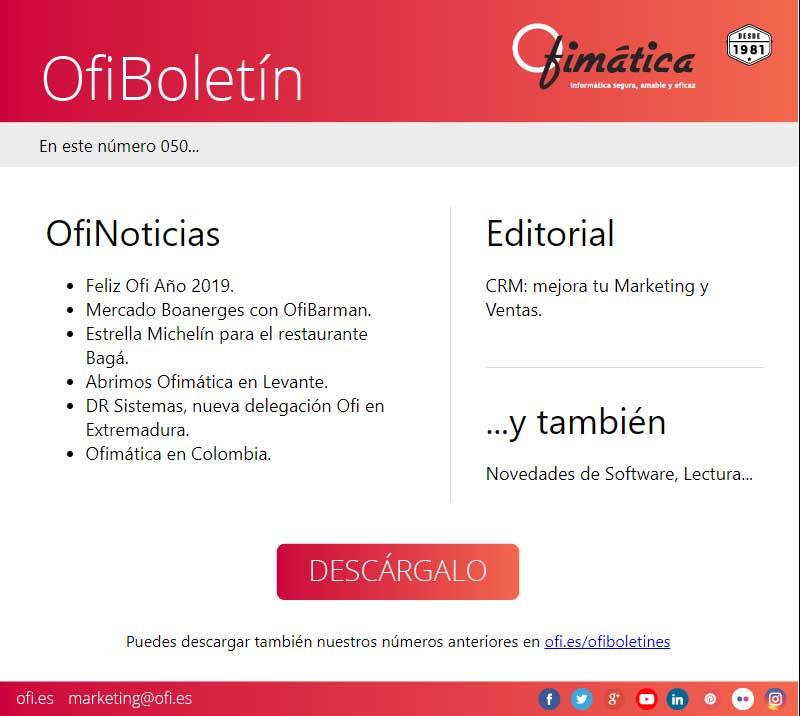 descarag el Ofiboletin del software