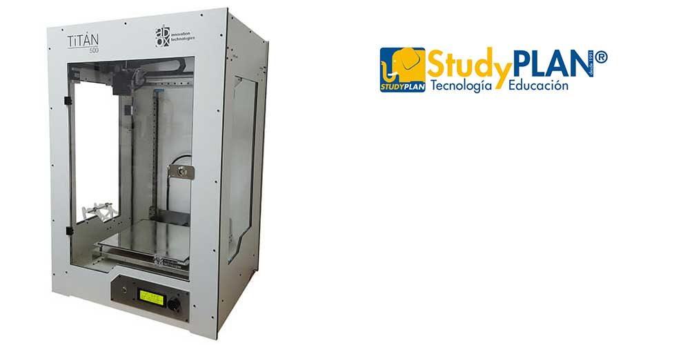 impresoras 3D profesionales