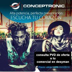 ofertas, novedades, descuentos Conceptronic