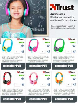 ofertas, novedades, descuentos en auriculares infantiles