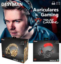 ofertas, novedades, descuento en auriculares gaming