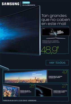 precio de monitores grandes