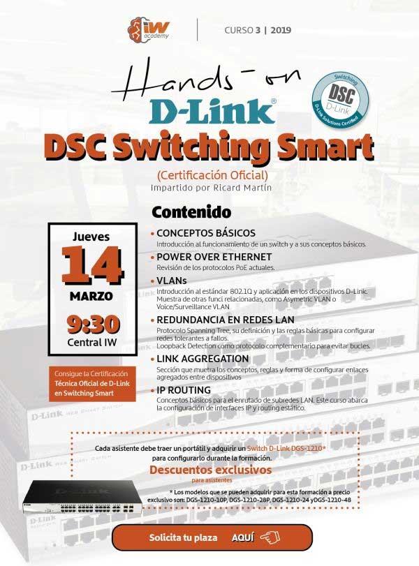 certificacion oficial D-Link