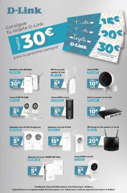 ofertas, novedades y promociones Dlink