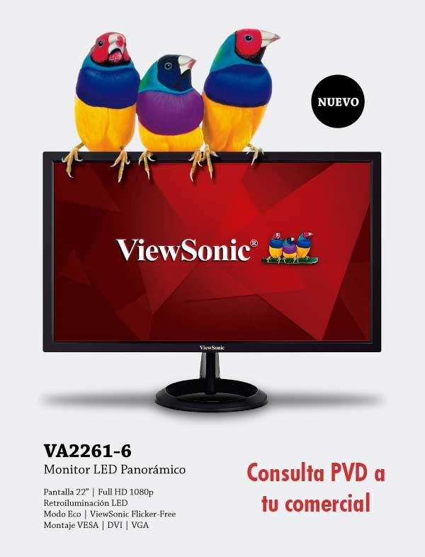 oferta monitor viewsonic