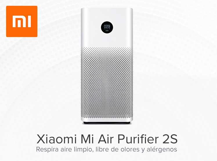 oferta purificador aire xiaomi