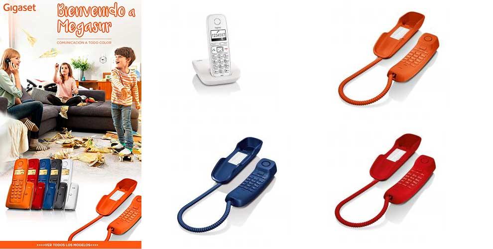 ofertas y descuento en telefonia inalambrica